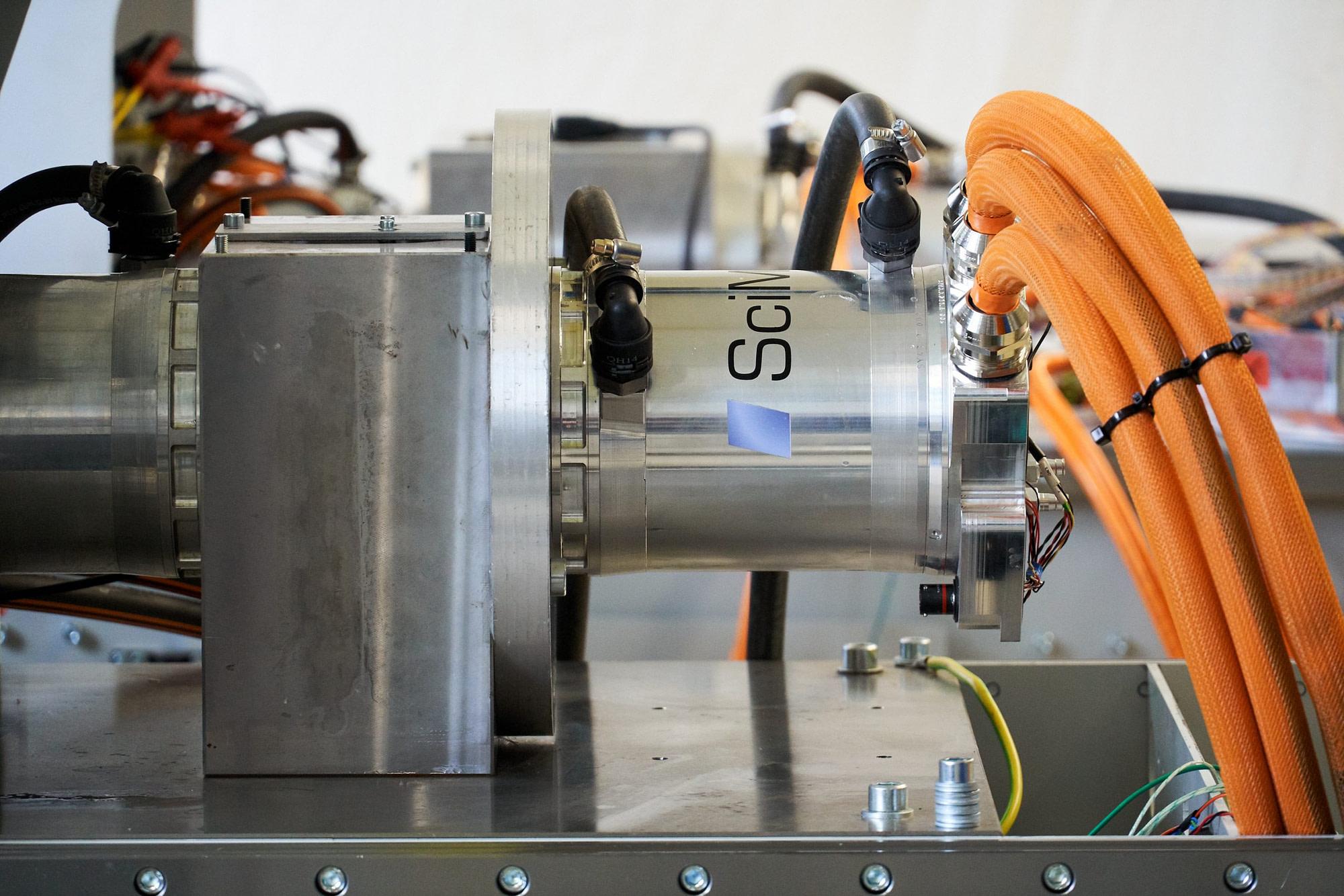 Test bench motors