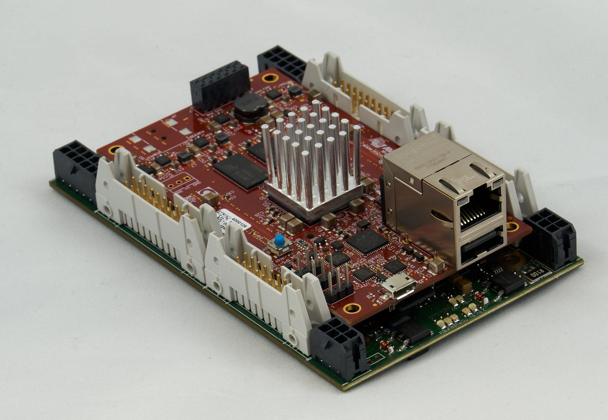 SciMo Umrichter Controller Xilinx