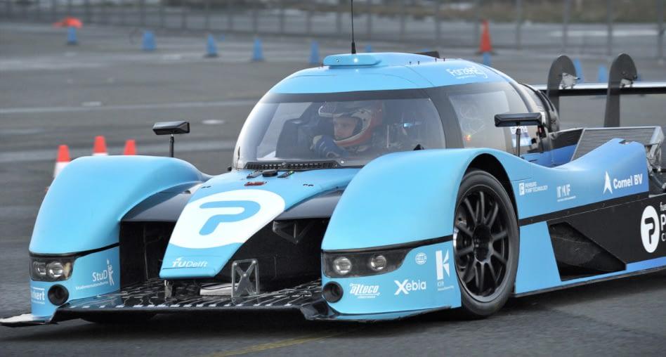 SciMo racing application